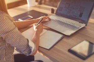Come prendere appunti durante le lezioni online