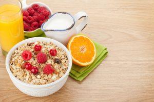 Curare l'alimentazione degli studenti universitari