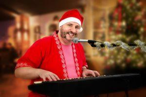 musiche natalizie uomo