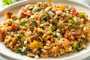 ricette veloci per pranzo farro