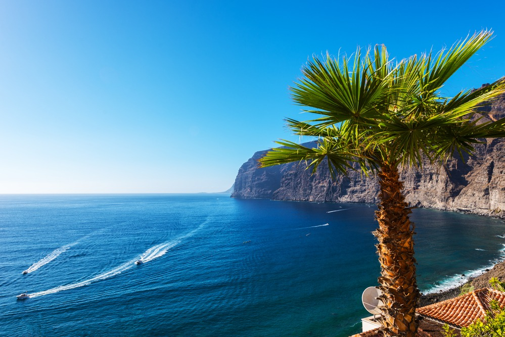 weekend mare in autunno tenerife
